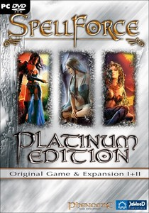 Spellforce: Platinum Edition (PC Download)