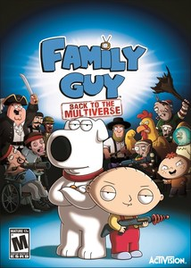 Family Guy: Back to the Multiverse (PC Download)