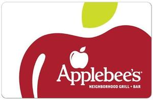$25 Applebee's Gift Card (Email Delivery)