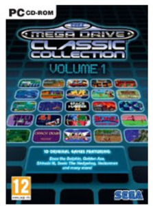 SEGA Megadrive Collection - Series 1 (PC Download)