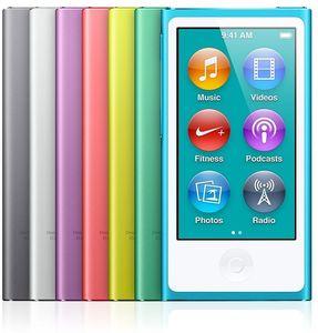 Apple iPod Nano 16GB (7th gen) - Refurbished
