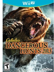 Cabela's Dangerous Hunts 2013 (Wii U)