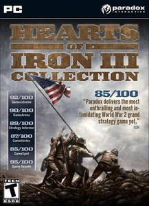 Hearts of Iron III Collection (PC Download)