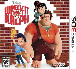 Wreck It Ralph (Nintendo 3DS)