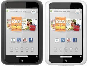 Nook HD 16GB WiFi, 7-inch 900p Tablet (Refurbished)