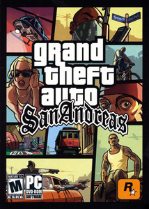 Grand Theft Auto: San Andreas (PC Download)
