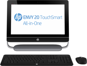 HP ENVY 20-d030 TouchSmart All-in-One Desktop Core i3-3220, 6GB RAM