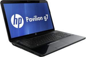 HP Pavilion g7-2220us AMD A6-4400M, 4GB RAM, Radeon HD 7520G