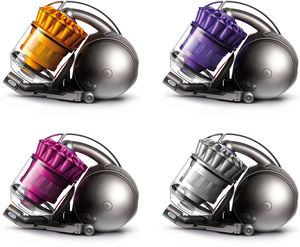Dyson DC39 Multi Floor Bagless Ball Canister Vacuum (Refurbished)