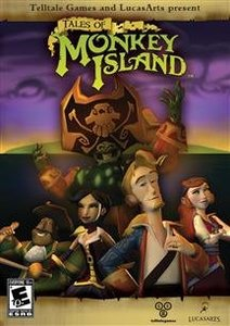 Tales of Monkey Island (PC Download)