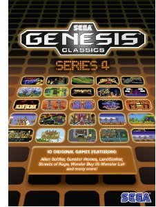 SEGA Megadrive Collection - Series 4 (PC Download)