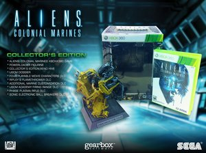 Aliens: Colonial Marines Collector's Edition (Xbox 360)