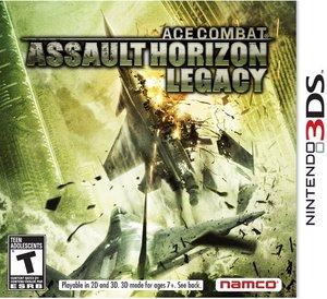 Ace Combat: Assault Horizon Legacy (Nintendo 3DS)