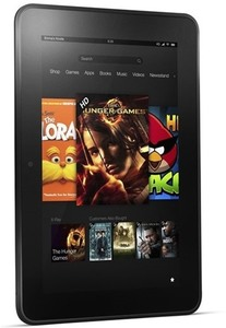 "Amazon Kindle Fire HD 8.9"" 32GB 4G LTE Tablet (Refurbished)"
