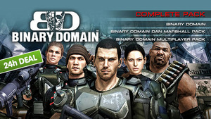 Binary Domain Complete Pack (PC Download)