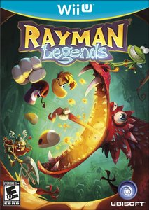 Rayman Legends (Wii U) - Pre-owned