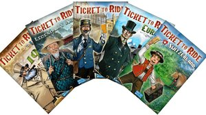 Ticket to Ride Complete Pack (PC Download)