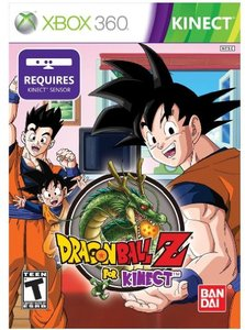 Dragon Ball Z for Kinect (Xbox 360) - Pre-owned