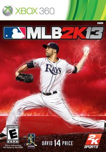 MLB 2K13 (Xbox 360) - Pre-owned