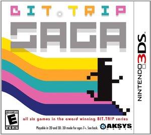 Bit.Trip Saga 3DS