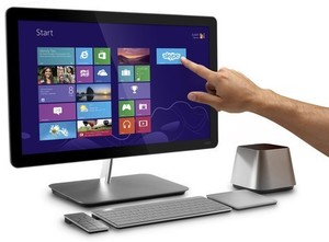 Vizio 24-inch Full HD 1080p Touch All-in-One Desktop, Core i5-3210M, 6GB RAM (Refurbished)
