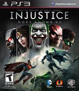 Injustice: Gods Among Us (PS3) - Pre-owned