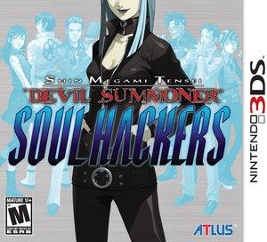 Shin Megami Tensei: Devil Summoner: Soul Hackers (Nintendo 3DS) - Pre-owned