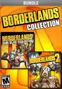 Borderlands + Borderlands 2 GOTY Pack (PC Download)