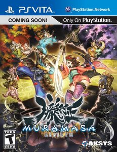 Muramasa: Rebirth (PS Vita) - Pre-owned