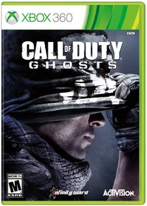 Call of Duty: Ghosts (Xbox 360 - Pre-owned)