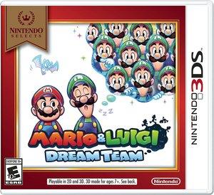 Mario & Luigi: Dream Team (Nintendo 3DS) - Pre-owned