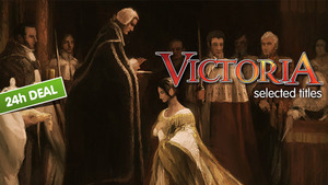 Victoria Sale: Games and DLCs (PC Download)