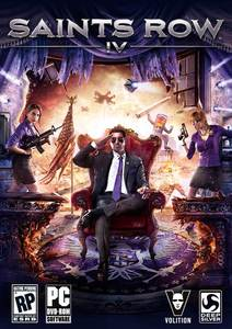 Saints Row IV (PC Download)