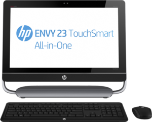 HP ENVY 23-d260qd TouchSmart All-in-One Desktop Core i7-3770S, GeForce GT 610M, 12GB RAM