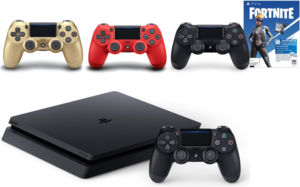 PlayStation 4 500GB Launch Edition Console (Refurbished)