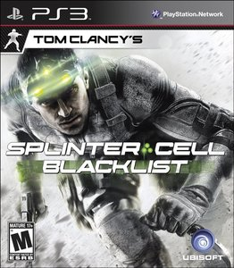 Tom Clancy's Splinter Cell Blacklist (PS3) - Pre-owned