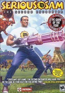 Serious Sam: The Second Encounter (PC Download)