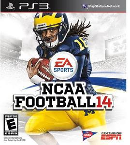 NCAA Football 14 (PS3) - Pre-owned