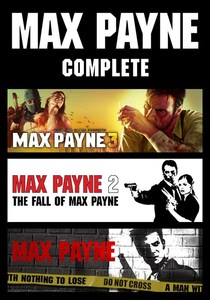 Max Payne Complete (PC Download)
