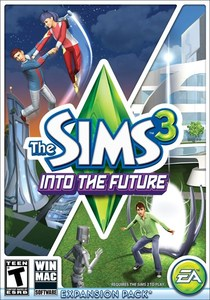 The Sims 3: Into the Future (PC/Mac Download)