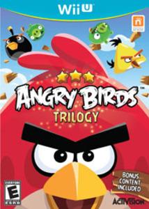 Angry Birds Trilogy (Wii U)