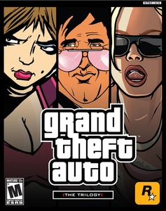 Grand Theft Auto Trilogy (PC Download)