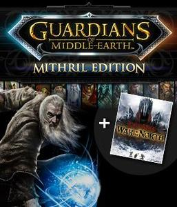 Guardians of Middle Earth Mithril Edition + Lord of the Rings War in the North (PC Download)
