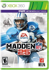 Madden NFL 25 (Xbox 360) Pre-owned