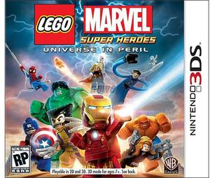 LEGO: Marvel Super Heroes (Nintendo 3DS)