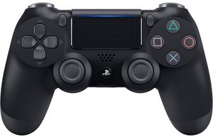 PS4 DualShock 4 Wireless Controller (Black)