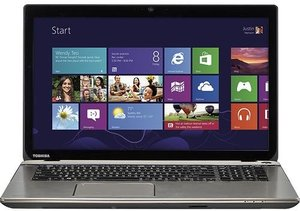 Toshiba Satellite P75-A7200 Haswell Core i7-4700MQ, Full HD 1080p, 8GB RAM (Refurbished)