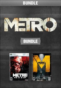 Metro Franchise Pack (PC/Mac Download)