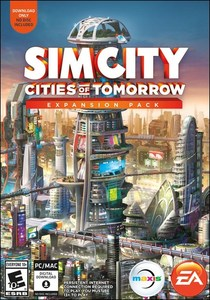 SimCity: Cities of Tomorrow (PC Download)