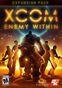 XCOM: Enemy Within (PC DLC)